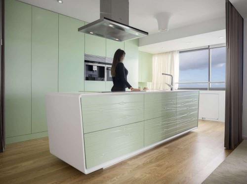 Cozinha Diamante Lido Apartment