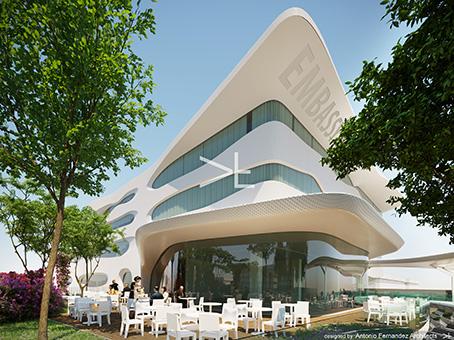 H4 Hotel / Em Projeto