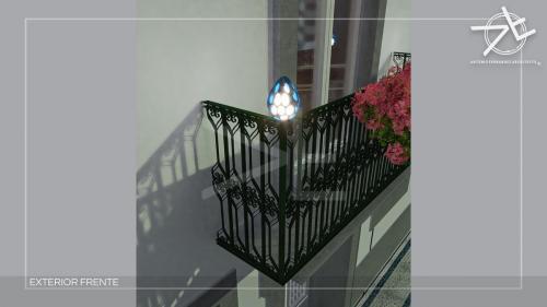 Pine Lamp / Em Projeto
